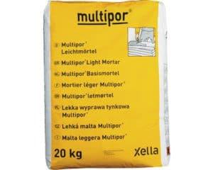 Multipor Leichtmörtel