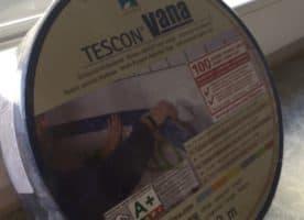 ProClima TESCON VANA – Allround-Klebeband 60 mm breit – 30 m Rolle