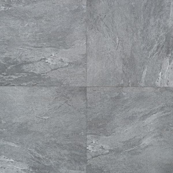 Terrassenplatten Grau Rektifiziert 60x60x2cm R11 Nur 9 Stuck