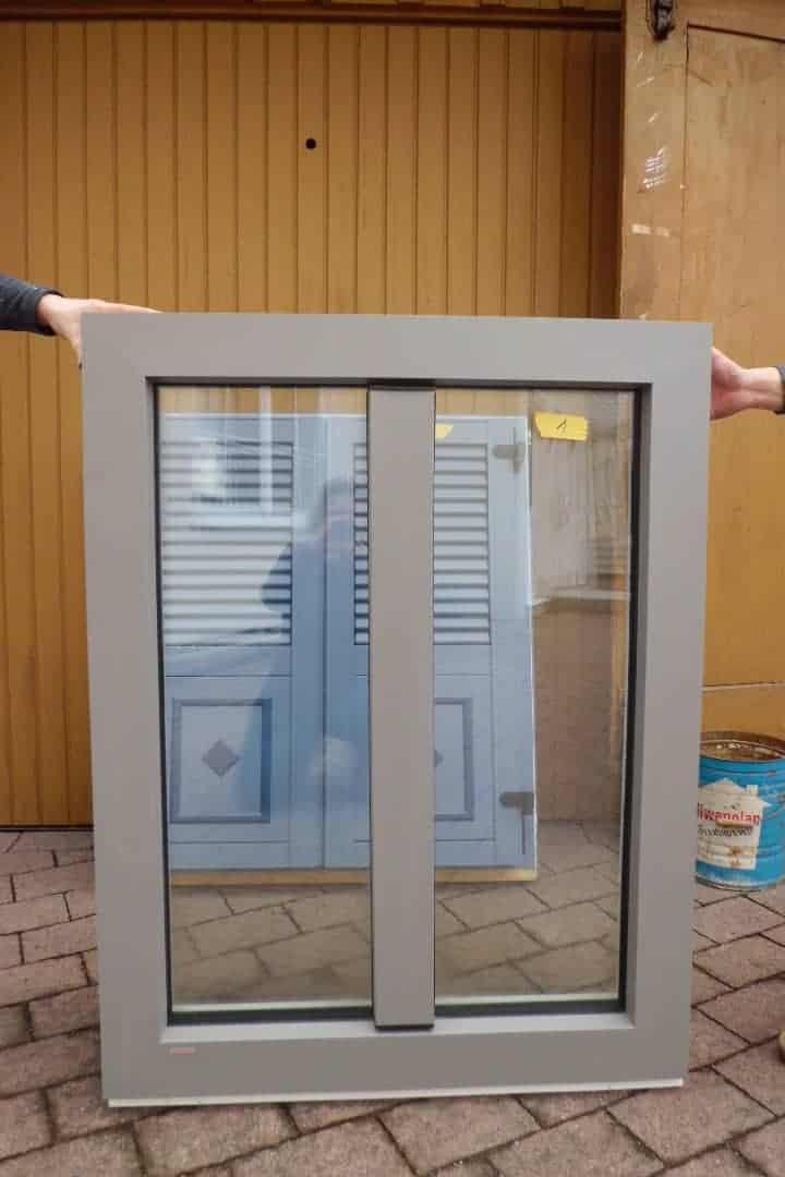 INTERNORM Kunststoff-Aluminium-Fenster