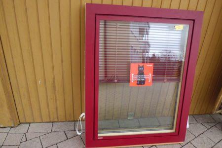 INTERNORM Holz-Aluminium-Verbundfenster  incl. Jalousie