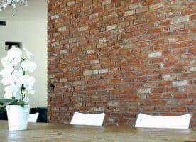 Antikriemchen 20 m² incl. Lieferung innerhlb 5 Tage Mauerverblender Ziegelriemchen original Mauerziegel Riemchen Verblender Ziegel Backstein rustikal Loftoptik Steinwand Wandverkleidung Ziegelwand Fliesen
