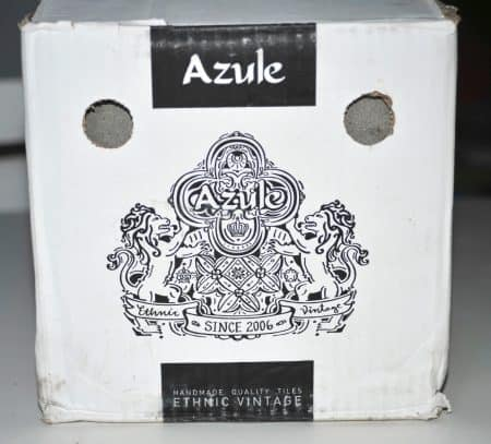 12 Pakete 5,7 m2 Fliesen Restposten VN Egal Azule  S 7.16 – Zementfliesen