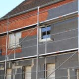 WDVS Komplettpaket für 120m² Fassade WLG 032 Dämmstoffstärke 120mm  (Alternativ 140mm oder 160mm)