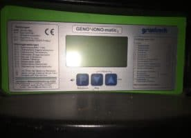 GENO-IONO-matic Enthärtungsanlage von Grünbeck Wasseraufbereitung