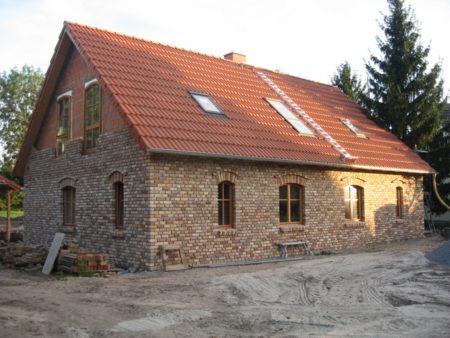 Antikziegel rustikale alte Mauersteine Ziegel Klinker Backsteine Rückbauziegel Mauerwerk historisch
