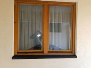 Doppelthermoglasfenster
