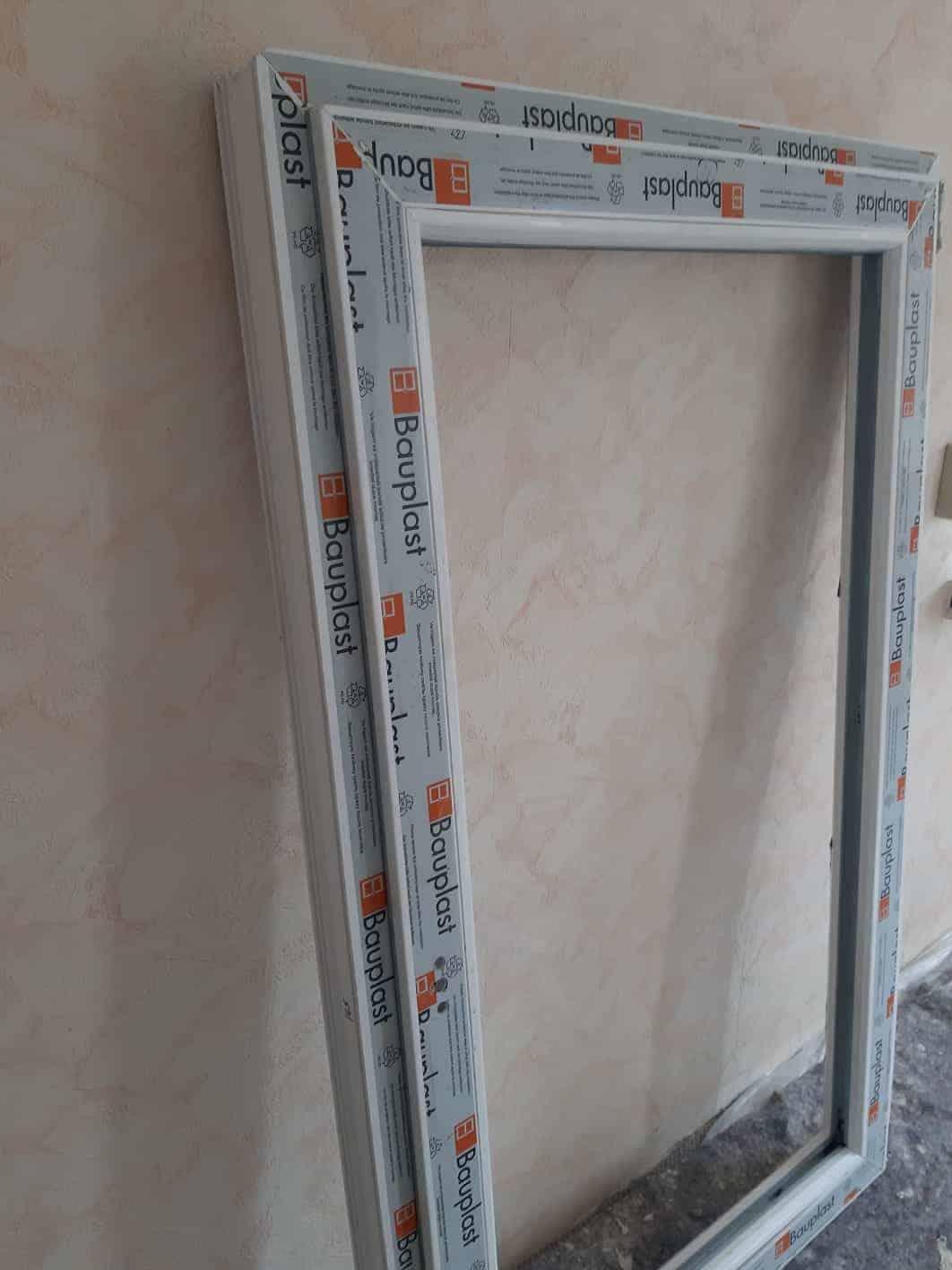 Kunststofffenster Weiß 2fach Isolierglas