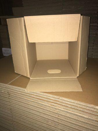 Bücherkartons 33,5cm x 28cm x 33,5cm