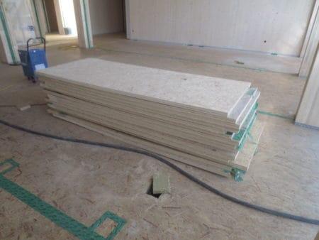OSB-Bodenplatten