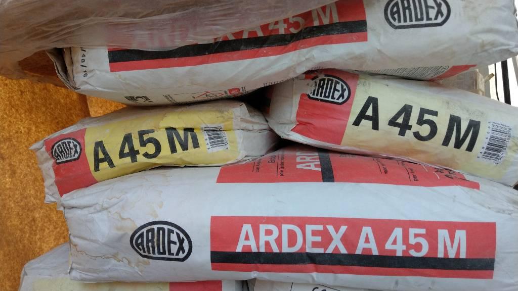 Ardex A45 M STANDFESTE FÜLLMASSE / 14 Säcke