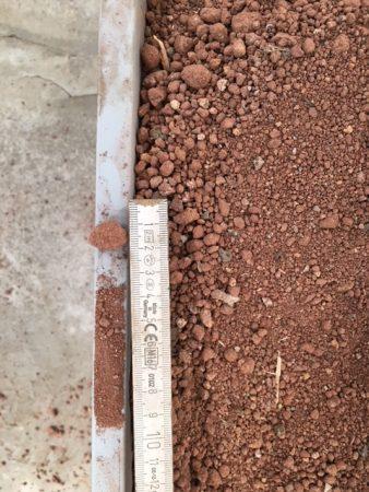 Zeolith 0/10 rot im BigBag ca. 900kg