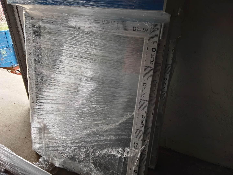 1 Außentür (D) 990x2010, 2 Fenster (DK) 1100x1250 - inkl. Rollläden