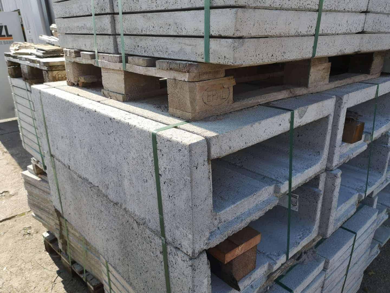 betontrog (kabeltrog) günstig kaufen im baustoffhandel von restado