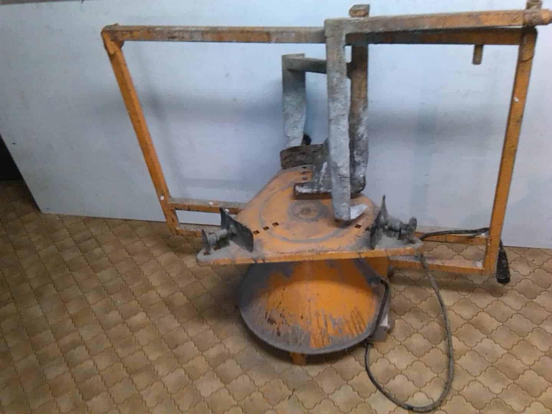 Kunstharzestrichmischmaschine