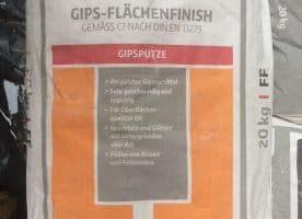 Ultipro Gips-flachenfinish