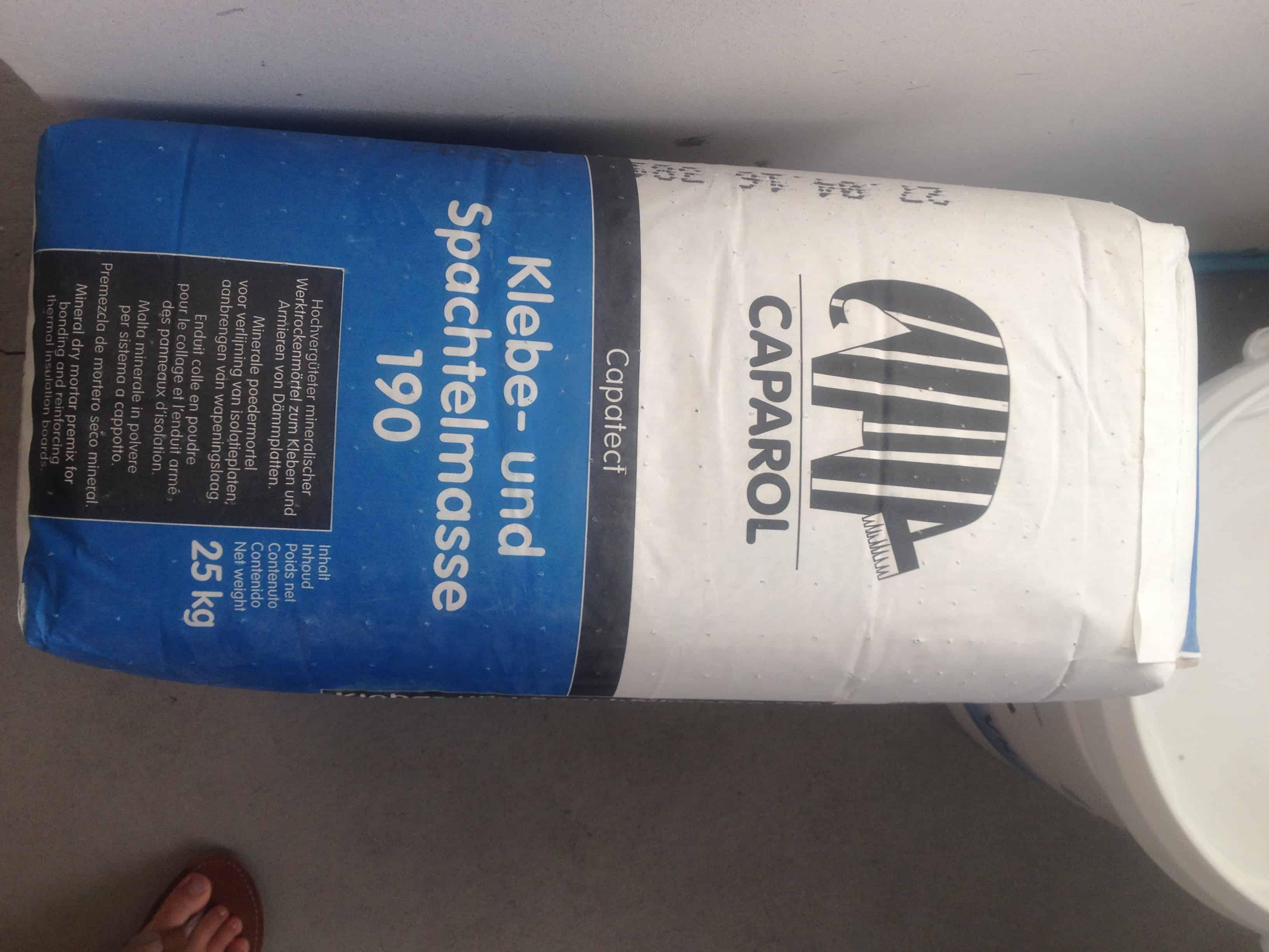 Wdvs Fassadendammplatten 160mm Der Firma Caparol Gunstig Kaufen Im