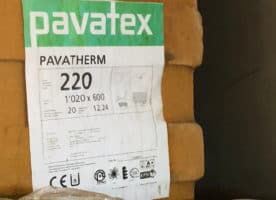 Pavatex Pavatherm 220mm