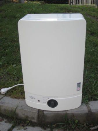 """CLAGE Warmwasserspeicher S10 (""""Über-Tisch-Geräte"""")"""
