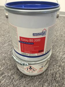 Epoxy BS 2000 2,5kg