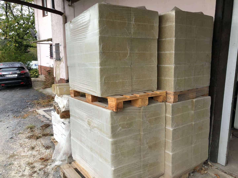 Steinwolle Knauff Insulation Putzträgerlamelle FKL C2