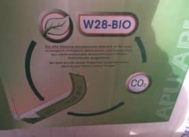 APU W 28 Bio Teleskop-Gewebeleiste 96,6m