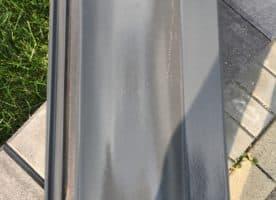 Dachziegeln Braas Topas 13v royalgrau seidenmatt