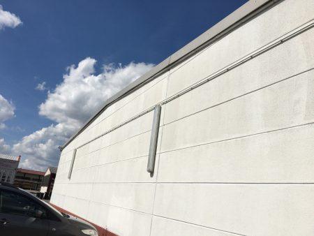 YTONG 5000 x 625 x 200 mm 1409 m² / 450 Stück Wand/Dach-Elemente Dämmung Steine