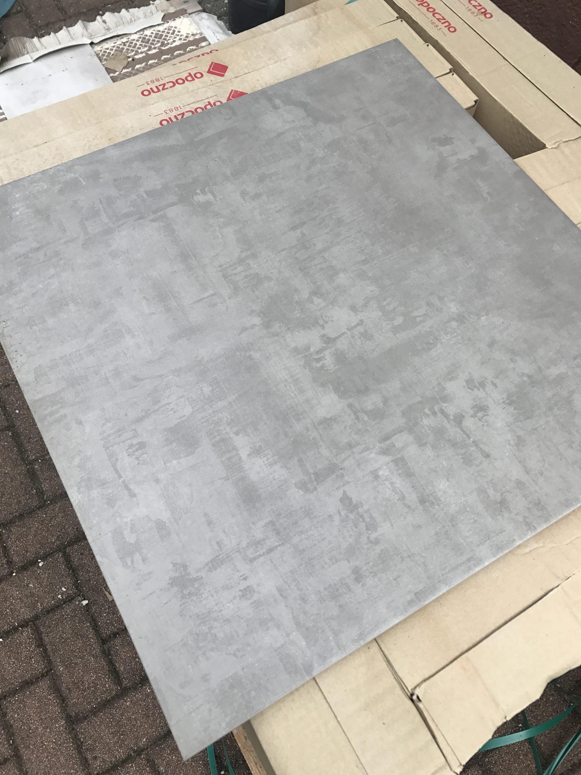 Fargo grey 0,6m x 0,6m Fliesen