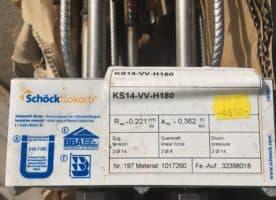 Schöck Isokorb KS14-VV-H180