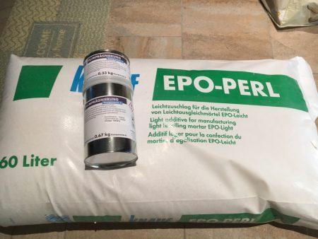Knauf EPO-PERL 60 L  + FE-Imprägnierung (2 Komponenten)