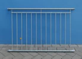 Fenstergitter - Französischer Balkon