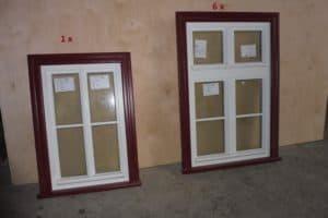 Fenster Fichte neu