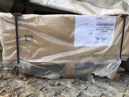 ca 100 qm neue Fussbodenplaten Verlegeplatten Duripanel 18 mm dick