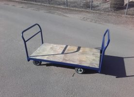 Rollwagen 150 cm x 80 cm