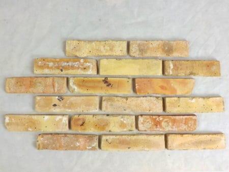 Antikriemchen Ziegelriemchen Mauerziegel antik retro Riemchen Steinriemchen Mauerverblender mediterran Backstein Fliese Fabrik