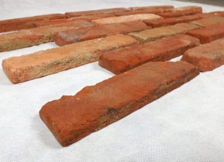 Antikriemchen Ziegelriemchen Mauerziegel antik retro Riemchen Verblender Klinker Ziegel Backstein Fliese Fabrik