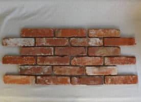 Antikriemchen Steinriemchen Mauerverblender Ziegelriemchen Mauerziegel antik retro Riemchen Verblender Klinker Ziegel Backstein Fliese