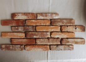 Antikriemchen handstrich Ziegelsteine Mauerziegel Feldbrand Art Backsteine Verblender Fliese