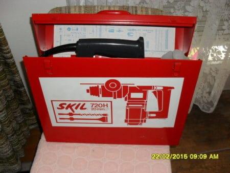 Bohrhammer – Skil Roto Hammer 720H1 710 Watt / 20mm