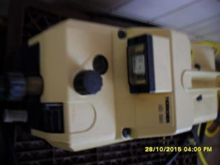 Kärcher-Hochdruckreiniger Profi-Ausführung 380 V, gebraucht