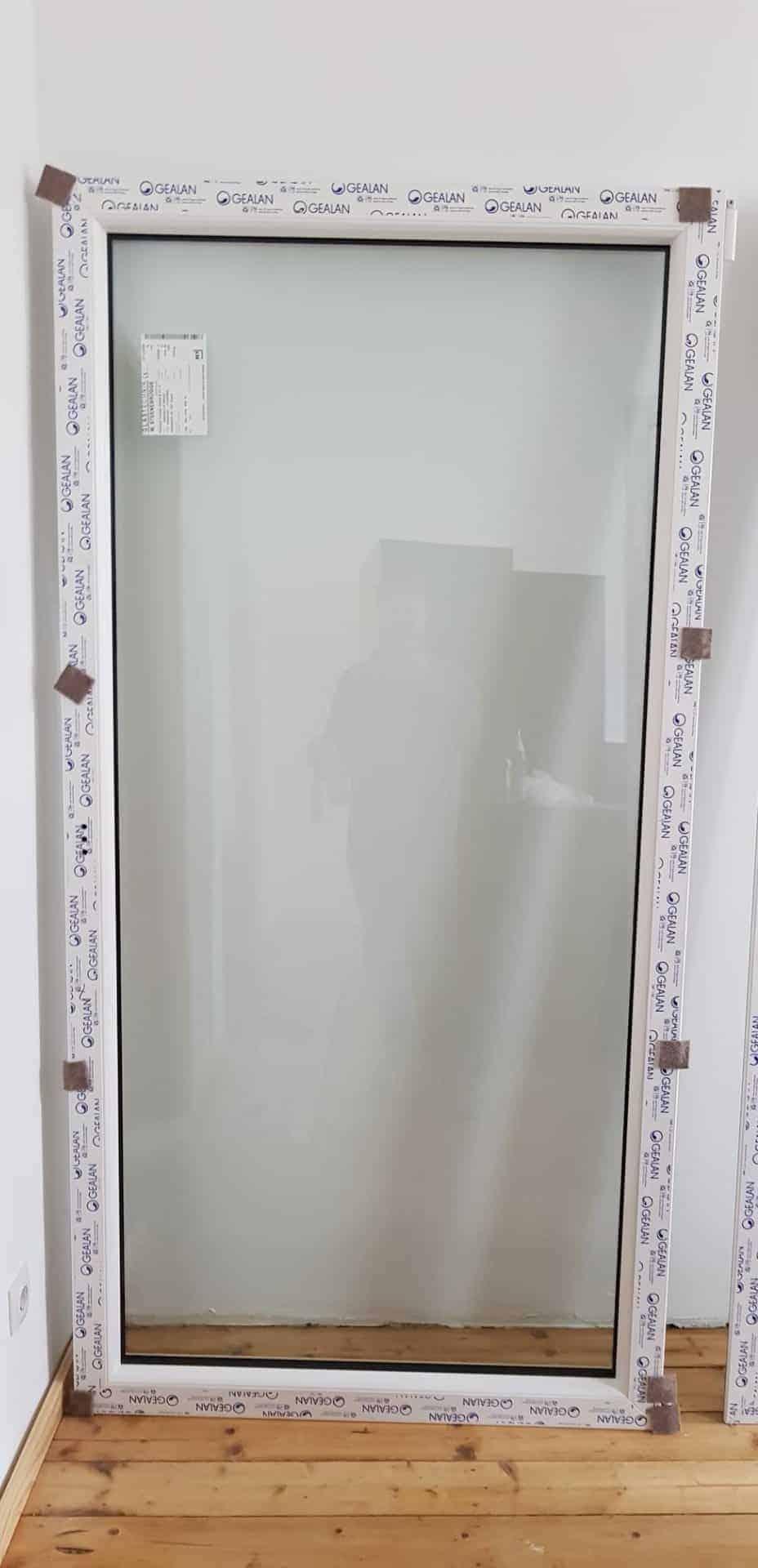 OVP Fenster und Balkontür
