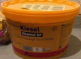 Kiesel Okamul DF Flüssige Dichtfolie (14kg)