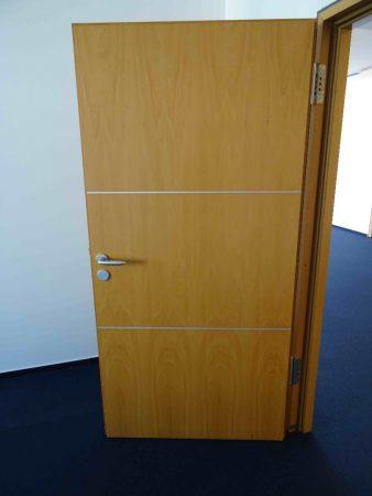 Schallschutz Bürotüren