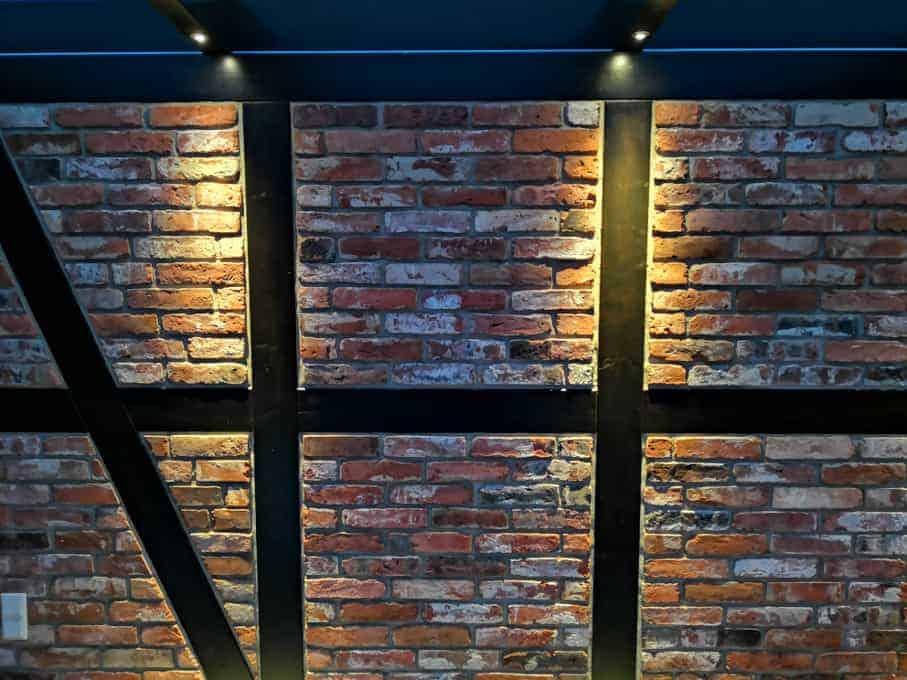 Antikriemchen Mauerverblender Ziegelriemchen original Mauerziegel Riemchen Verblender Klinker Ziegel Backstein rustikal Loftoptik Steinwand Wandverkleidung Ziegelwand Fliesen