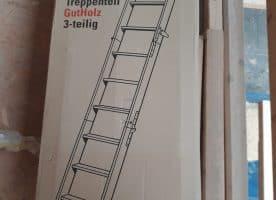 Wellhöfer Treppenteil 3-teilig