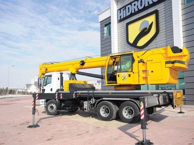 Mobile crane Hidrokon HK 60 22 T2 - 20 ton