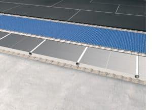 Blanke Permatop Fußbodenheizung 30 m²