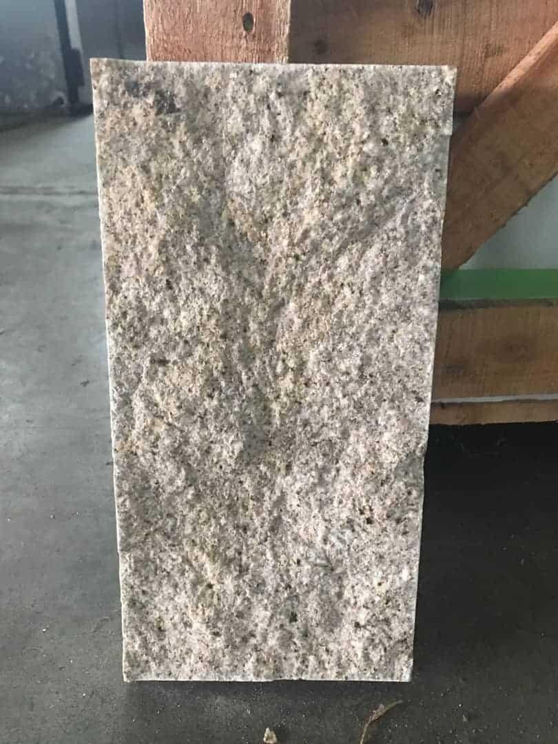 Granit Platten G682 Tiger Skin 30x15x3cm ( Fliesen Naturstein Mauer )