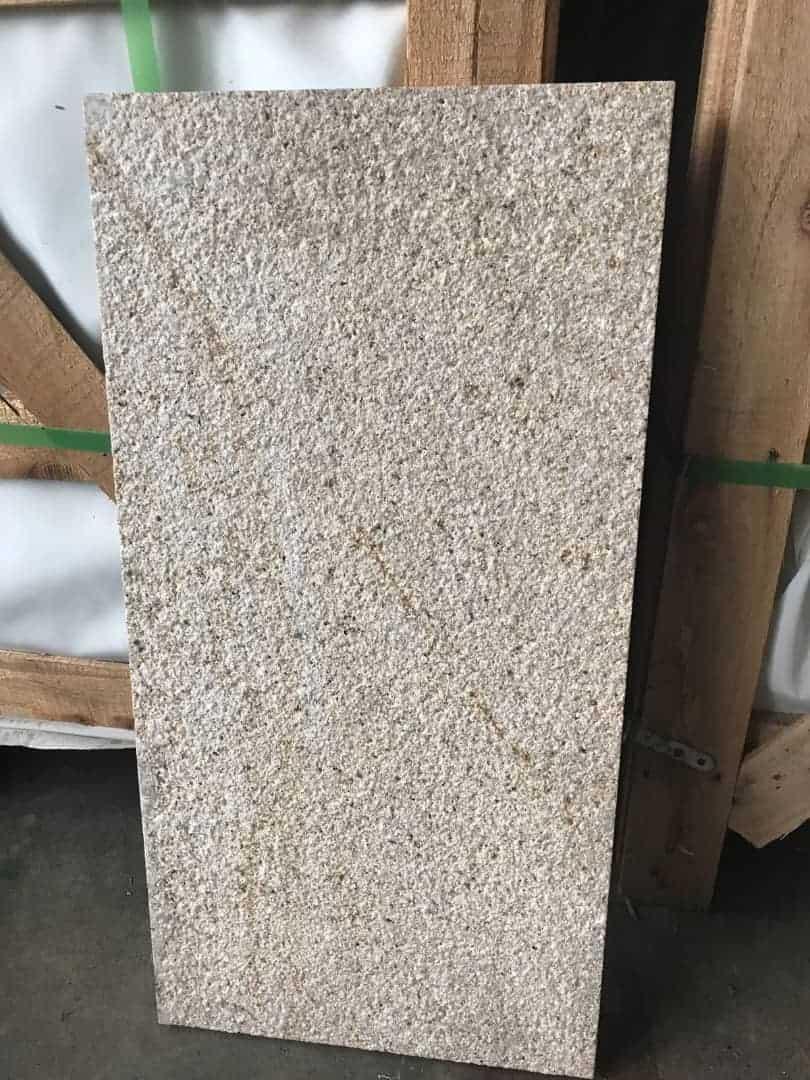 Granit Platten G682 Tiger Skin 60,5x30x2cm ( Fliesen Naturstein )